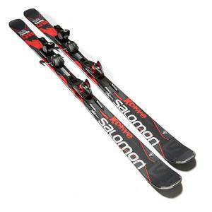 Salomon X-Drive 80 TI Ski with Z10 Bindings