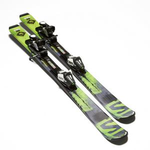 Salomon Q-Max Jr Small Skis with EZY 7 Bindings