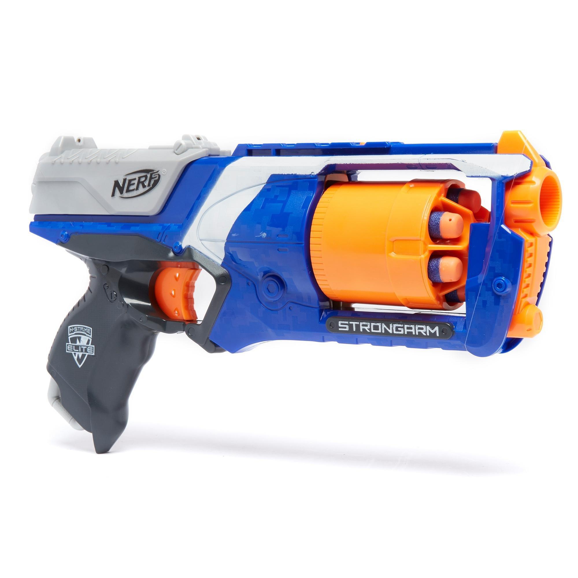 Nerf NStrike Elite Strongarm Blaster Blue