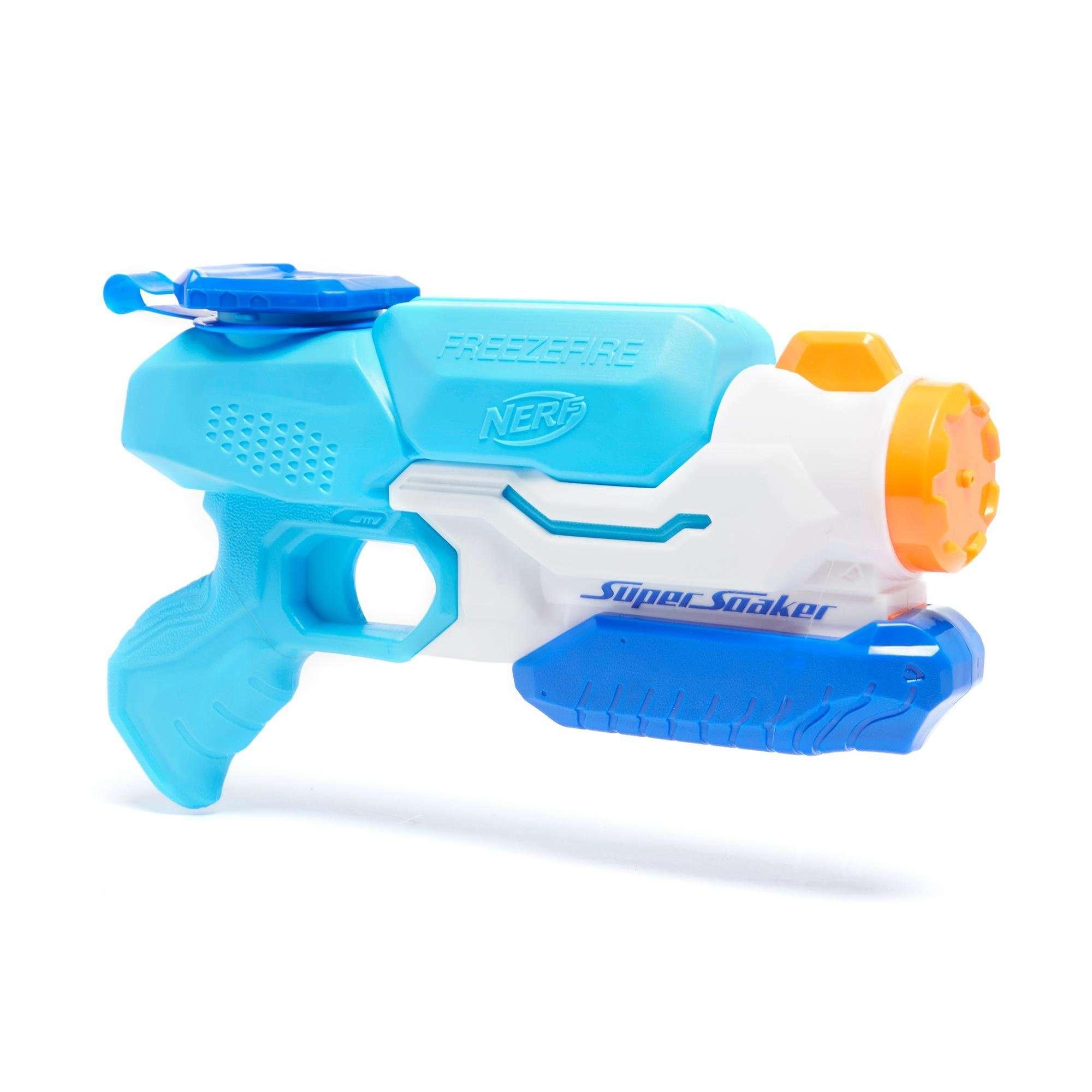 SUPER SOAKER Freezefire Water Blaster