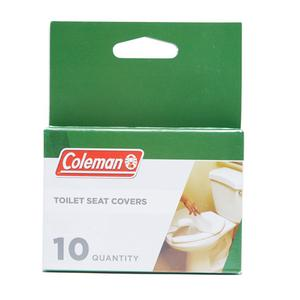 COLEMAN Toilet Seat Covers 10 Pack