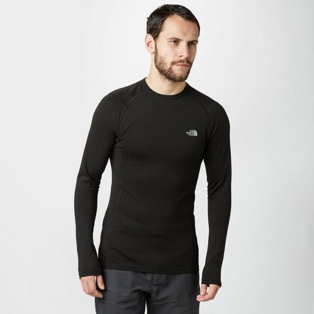 Men's Warm Long Sleeve Crew Baselayer