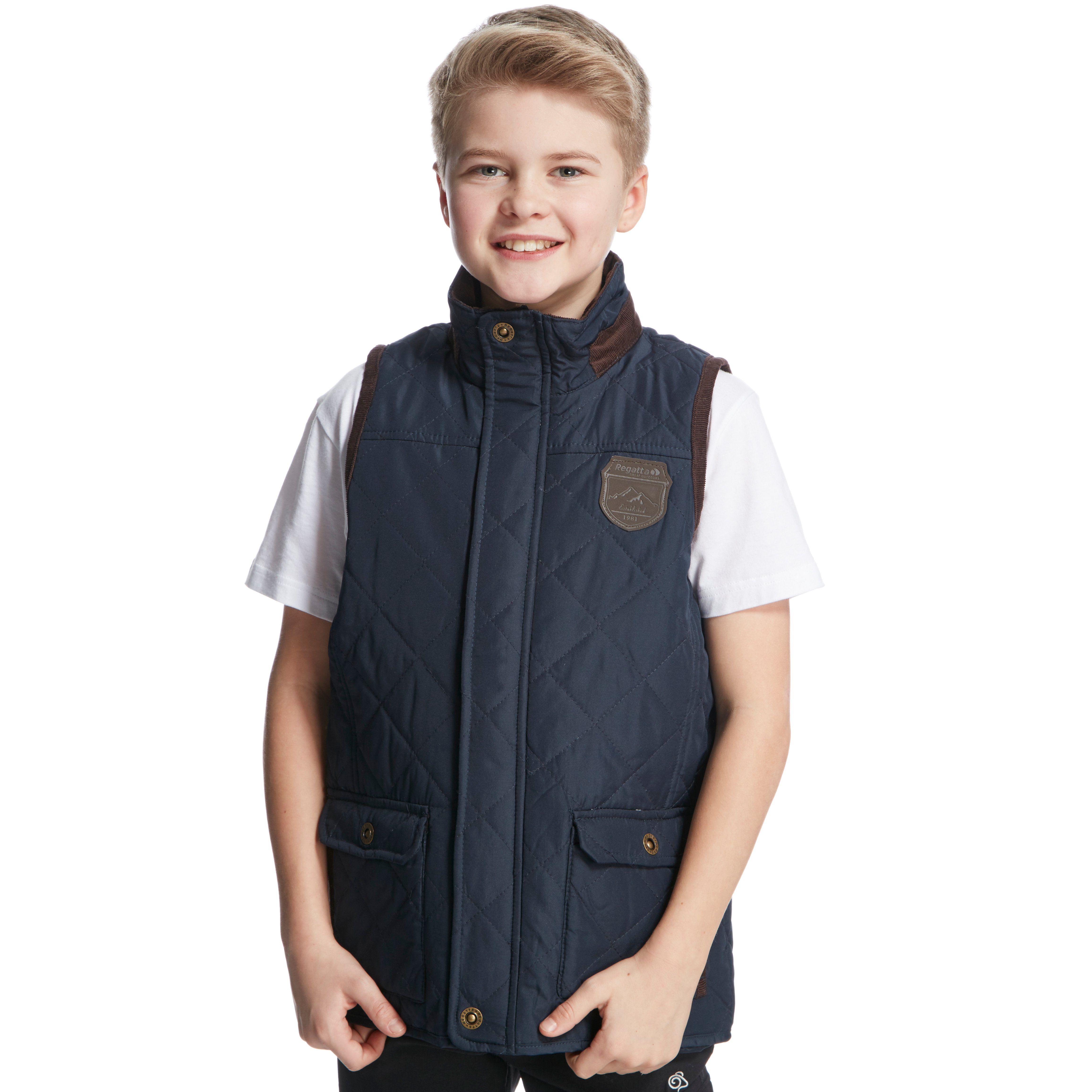 REGATTA Kids' Bradley Gilet