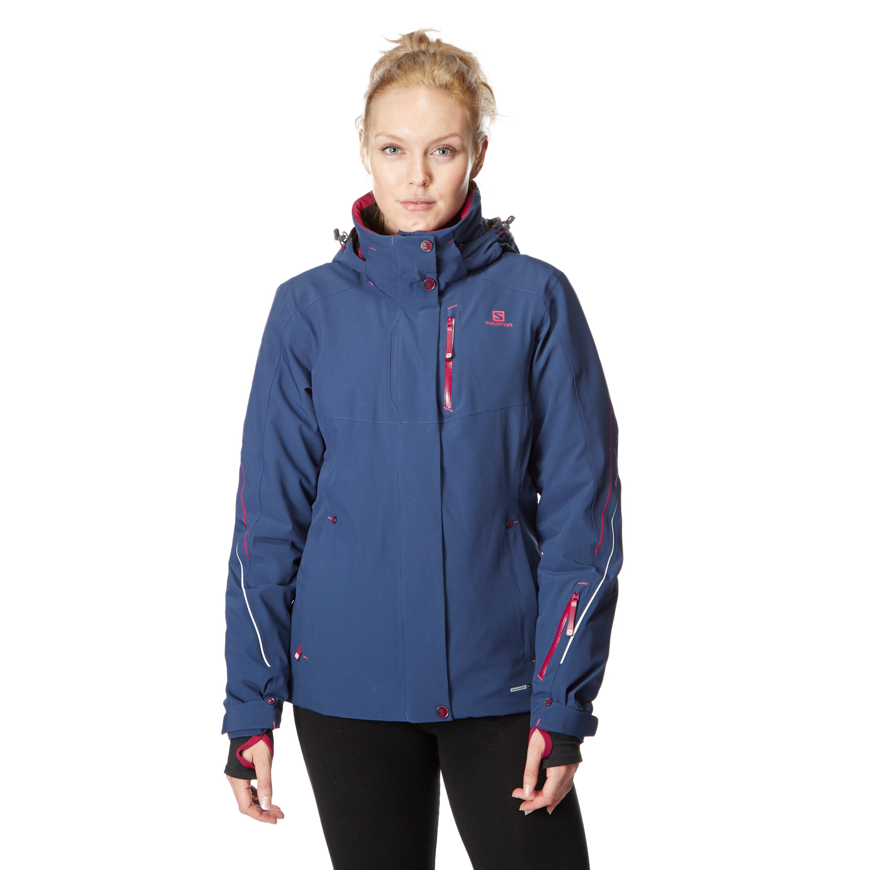 Salomon ski jacket women