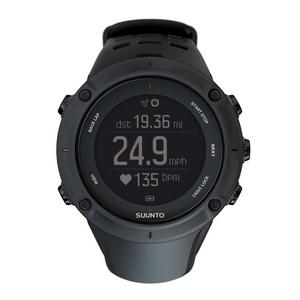SUUNTO Ambit3 Peak Black Watch (Heart Rate Monitor)