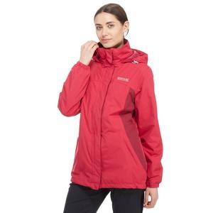 REGATTA Women's Preya III 3 in 1 Waterproof Jacket