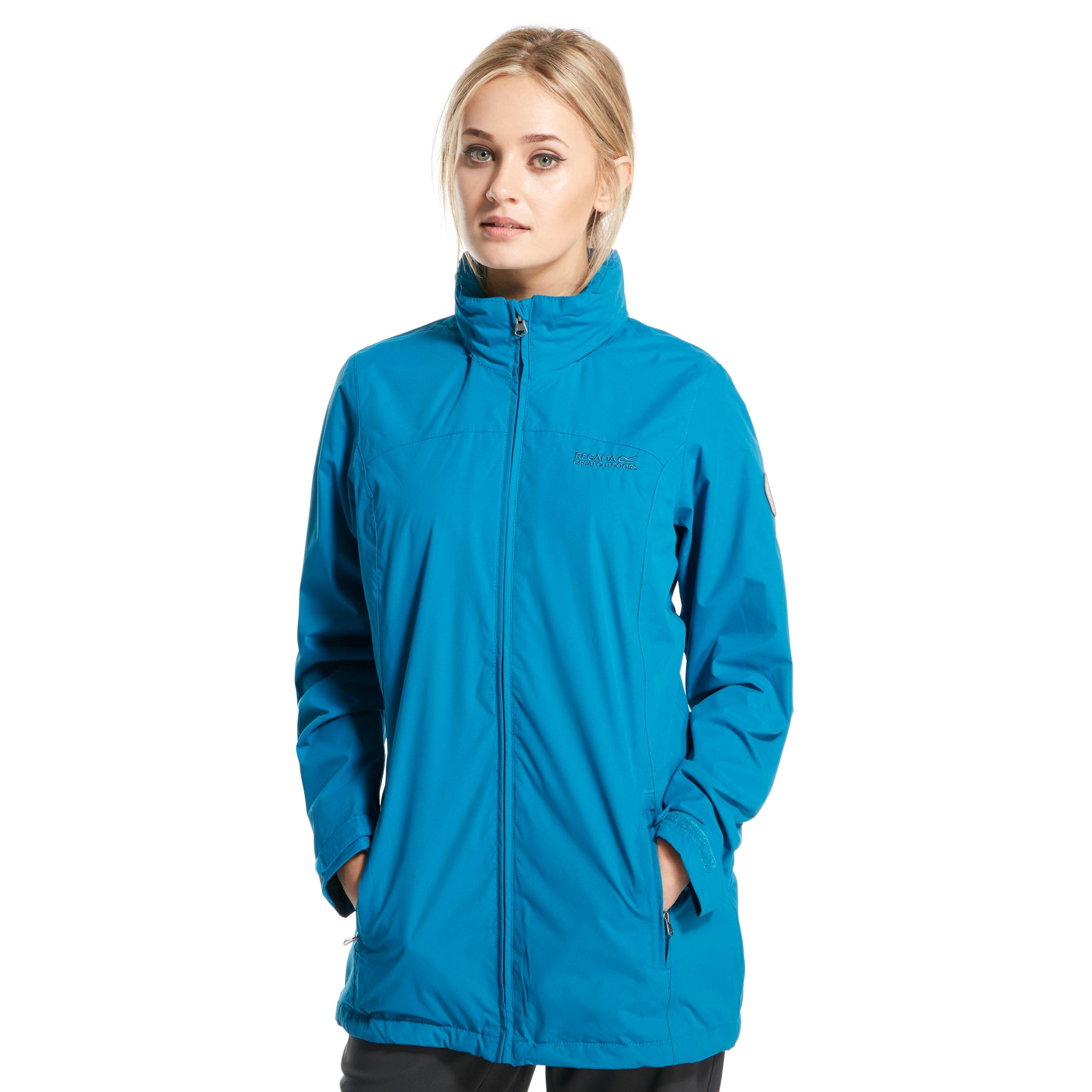 Regatta Womens Myrtle Jacket  Black Black