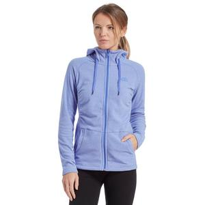 THE NORTH FACE Women's Mezzaluna Full Zip Fleece