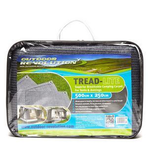 OUTDOOR REVOLUTION Tread-Lite Camping Carpet 500 x 250cm