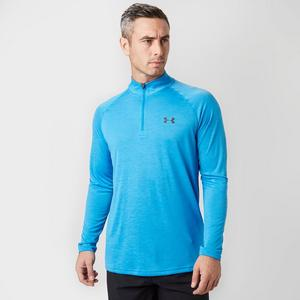 UNDER ARMOUR Men's UA Tech™ Quarter Zip Long Sleeve Top