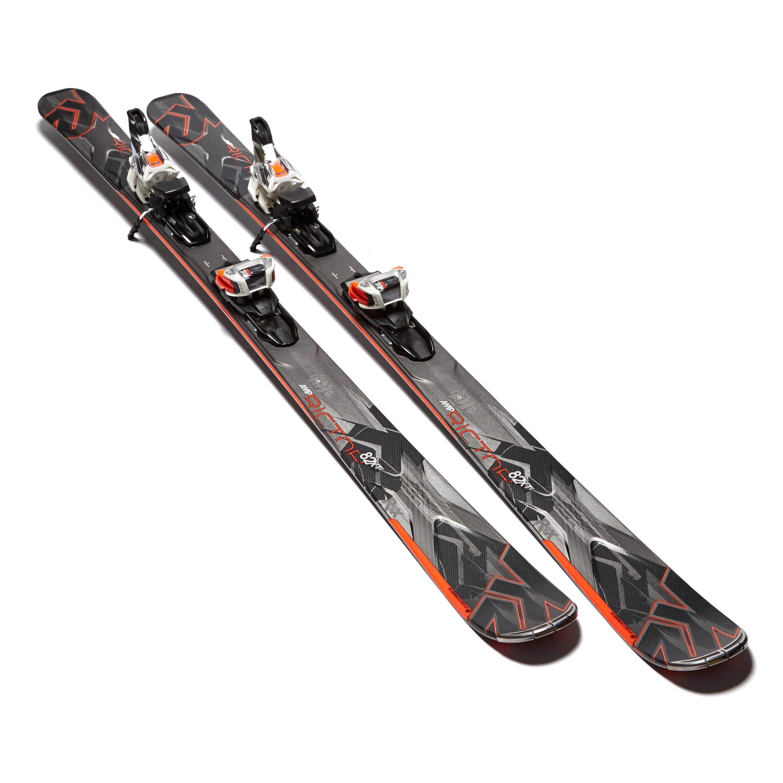 K2 Amp Rictor 82 x TI Skis from MXC 12 bindings