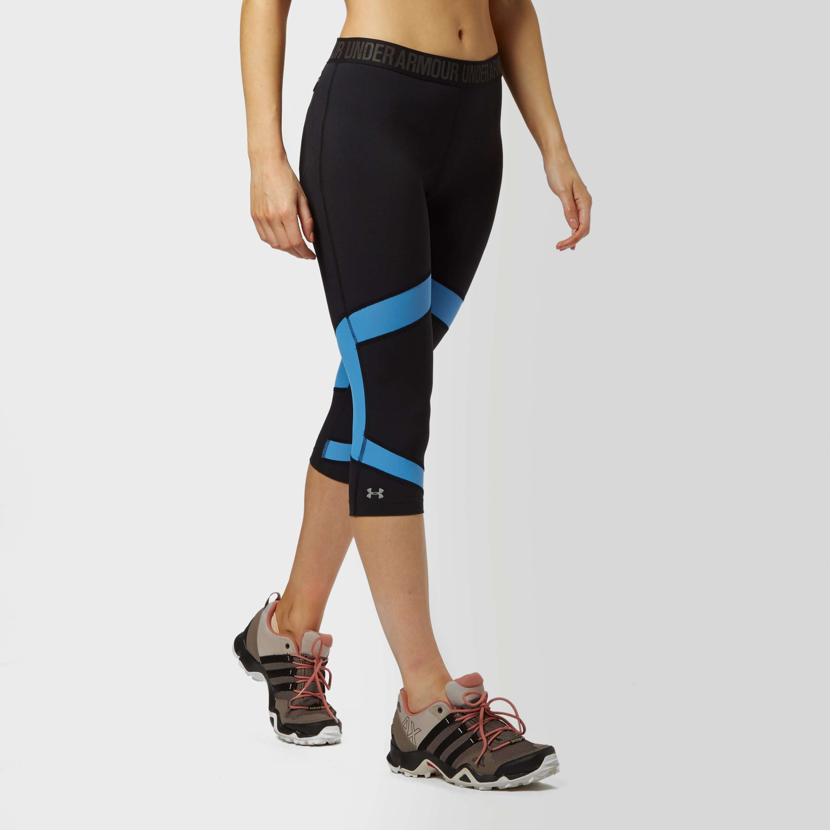 UNDER ARMOUR Women's UA CoolSwitch Capri Leggings