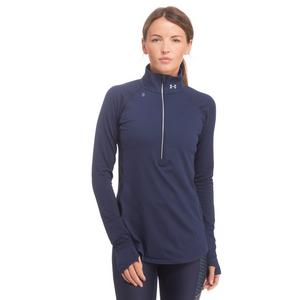 UNDER ARMOUR Women's UA Storm Half-Zip Long Sleeve Top