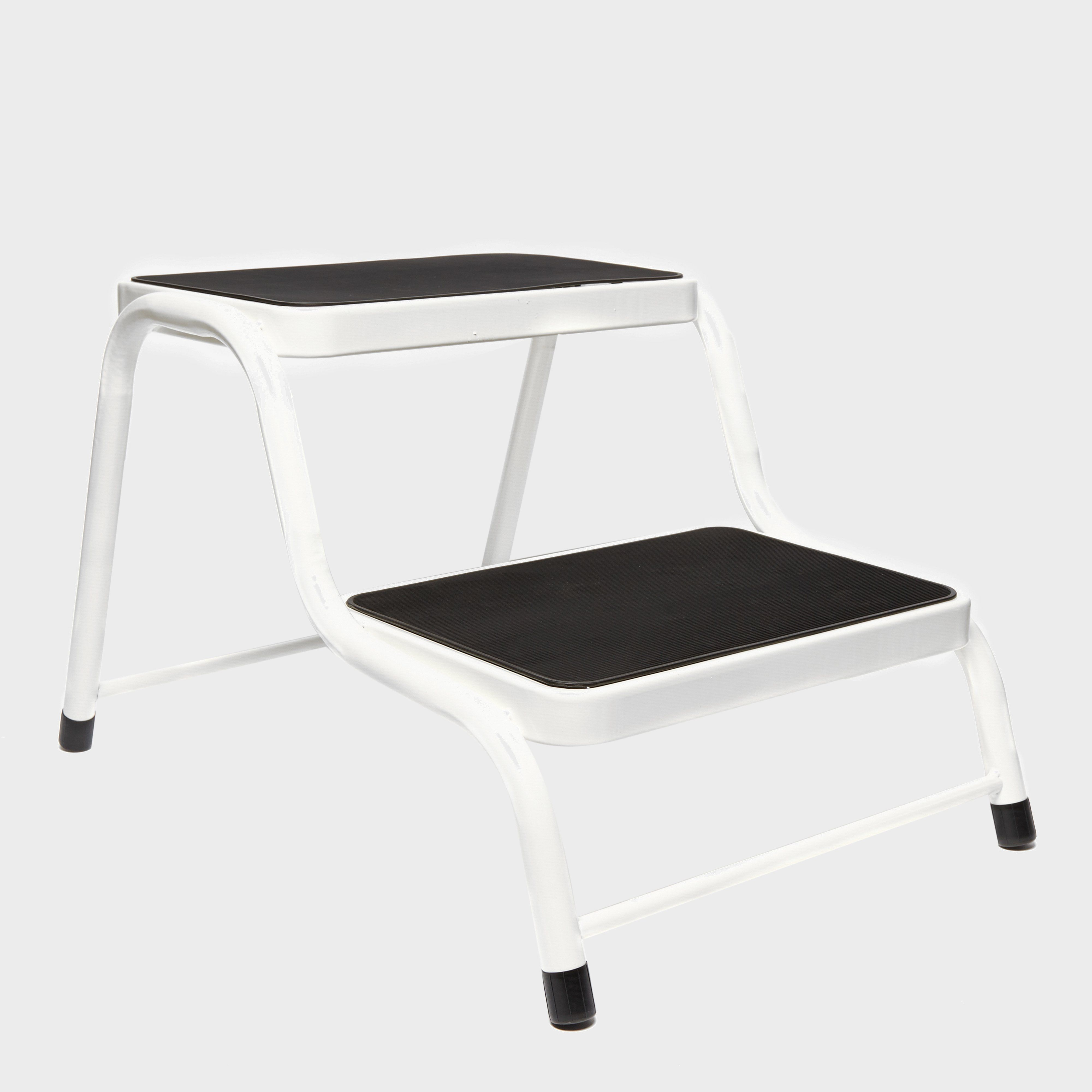 QUEST Double Step Stepladder