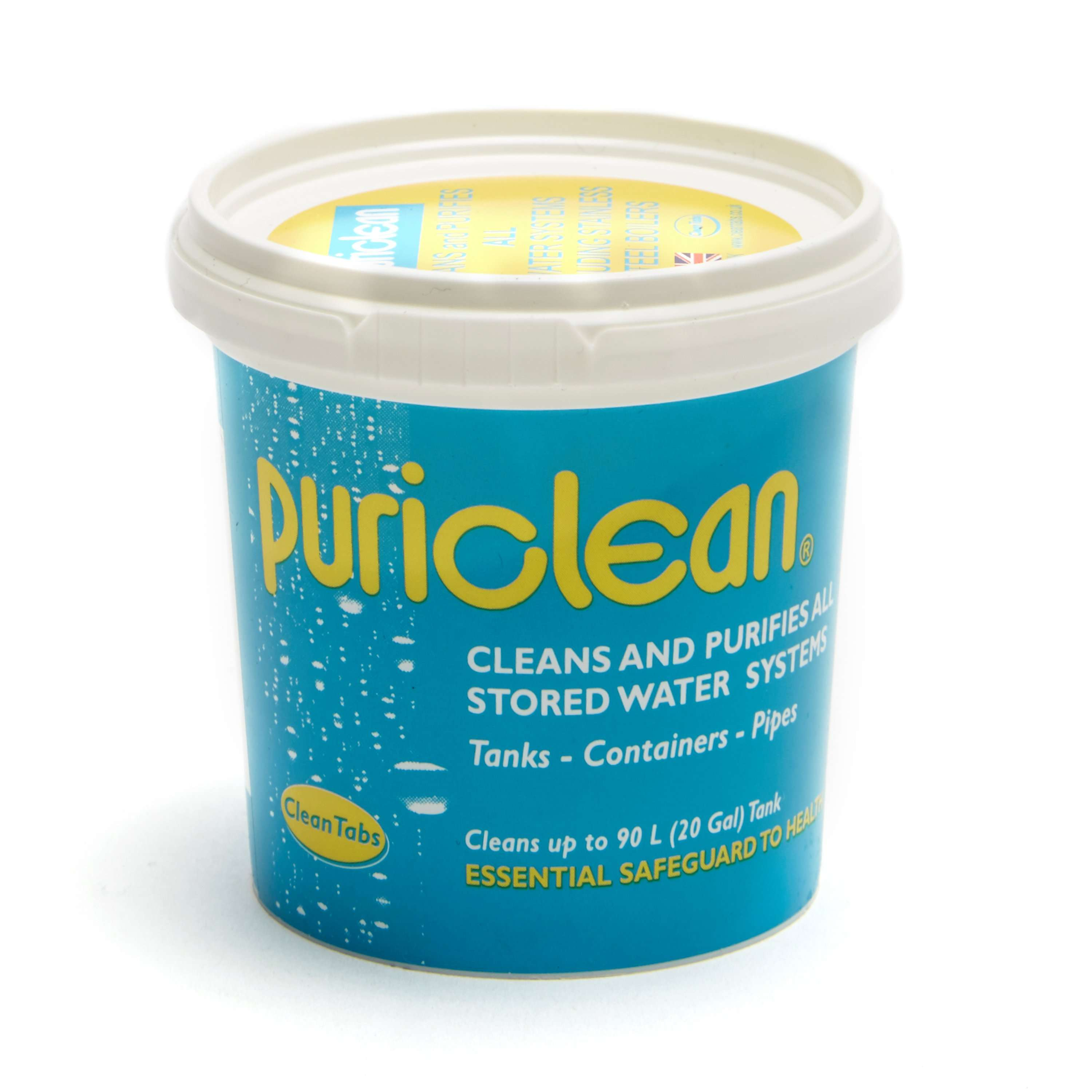 QUEST Puriclean Water Purifier 100g
