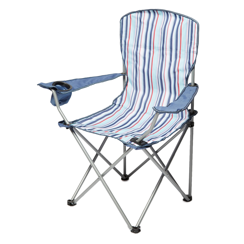 Eurohike Compact Chair Blue
