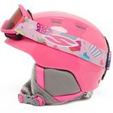 Kids' Zoom Helmet & Sidekick Goggle Combo
