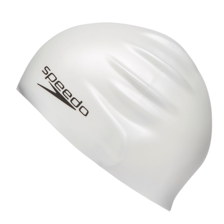 SPEEDO Plain Moulded Swim Cap