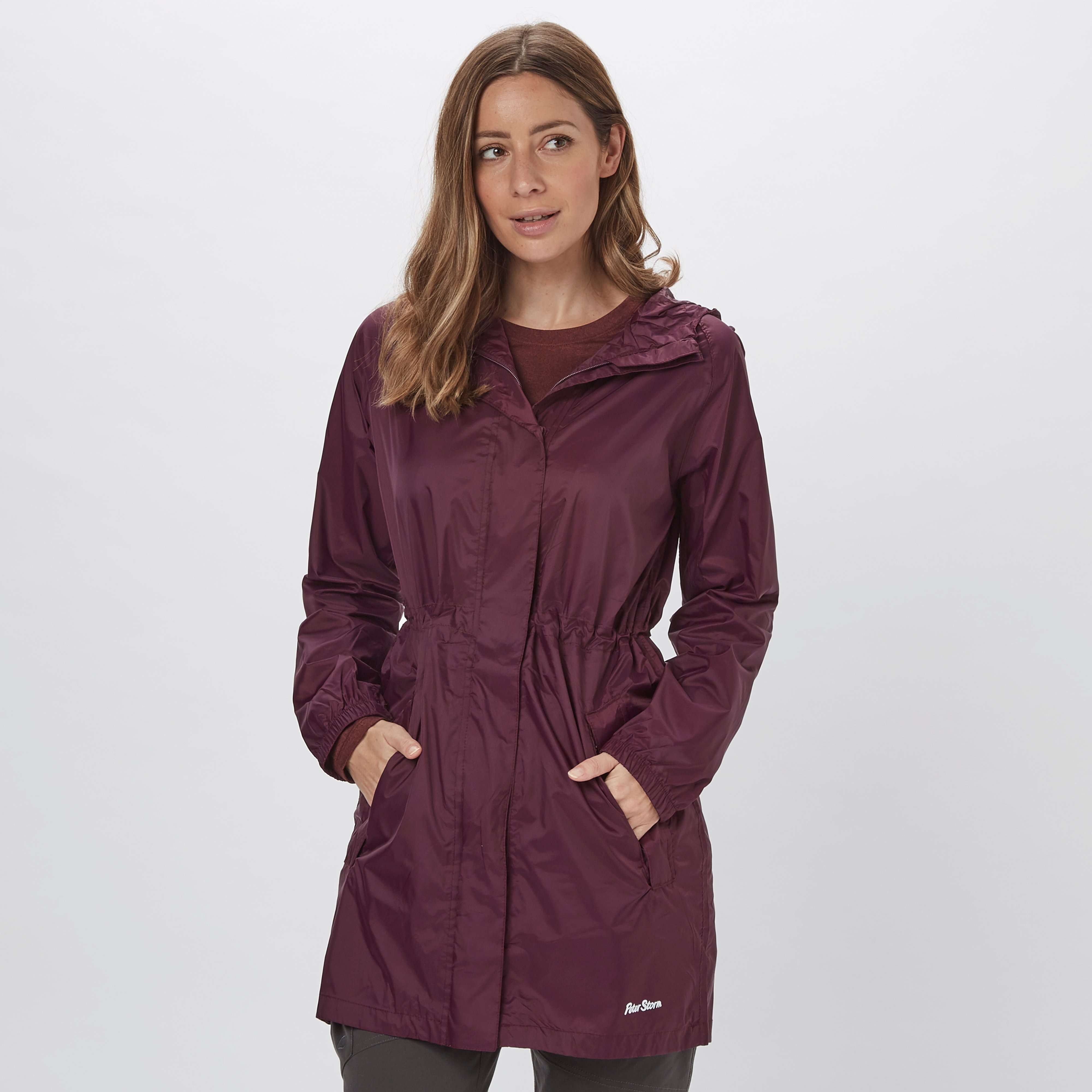 PETER STORM Women's Parka In A Pack Jacket