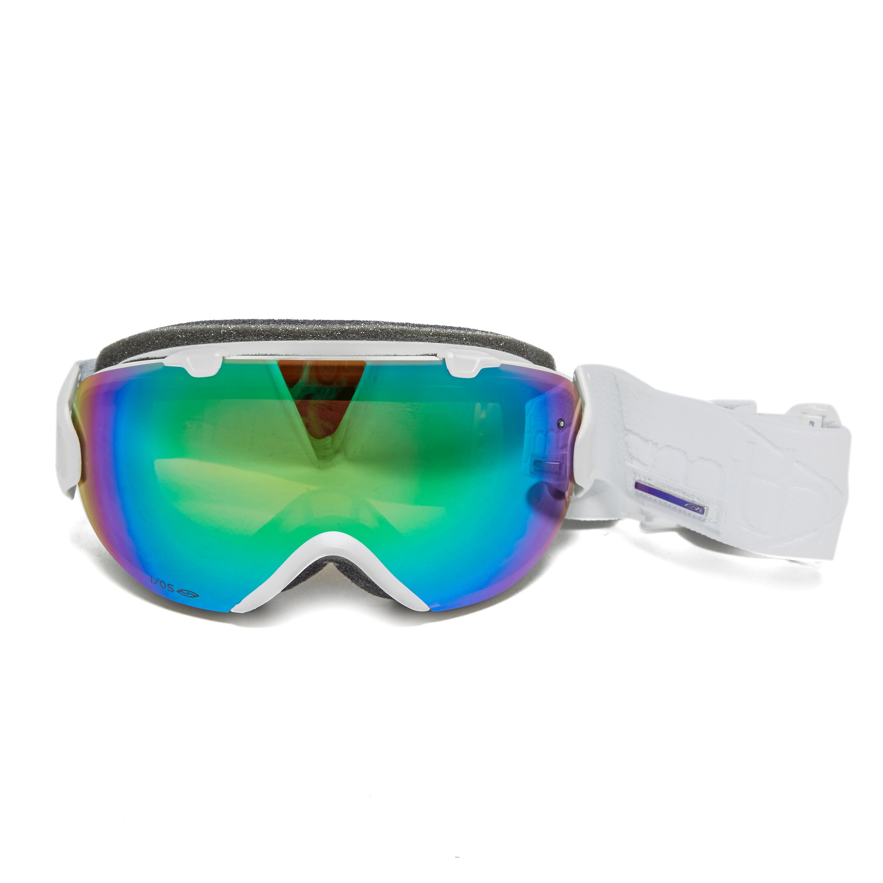 Smith Optics I/OS Snow Goggles, White