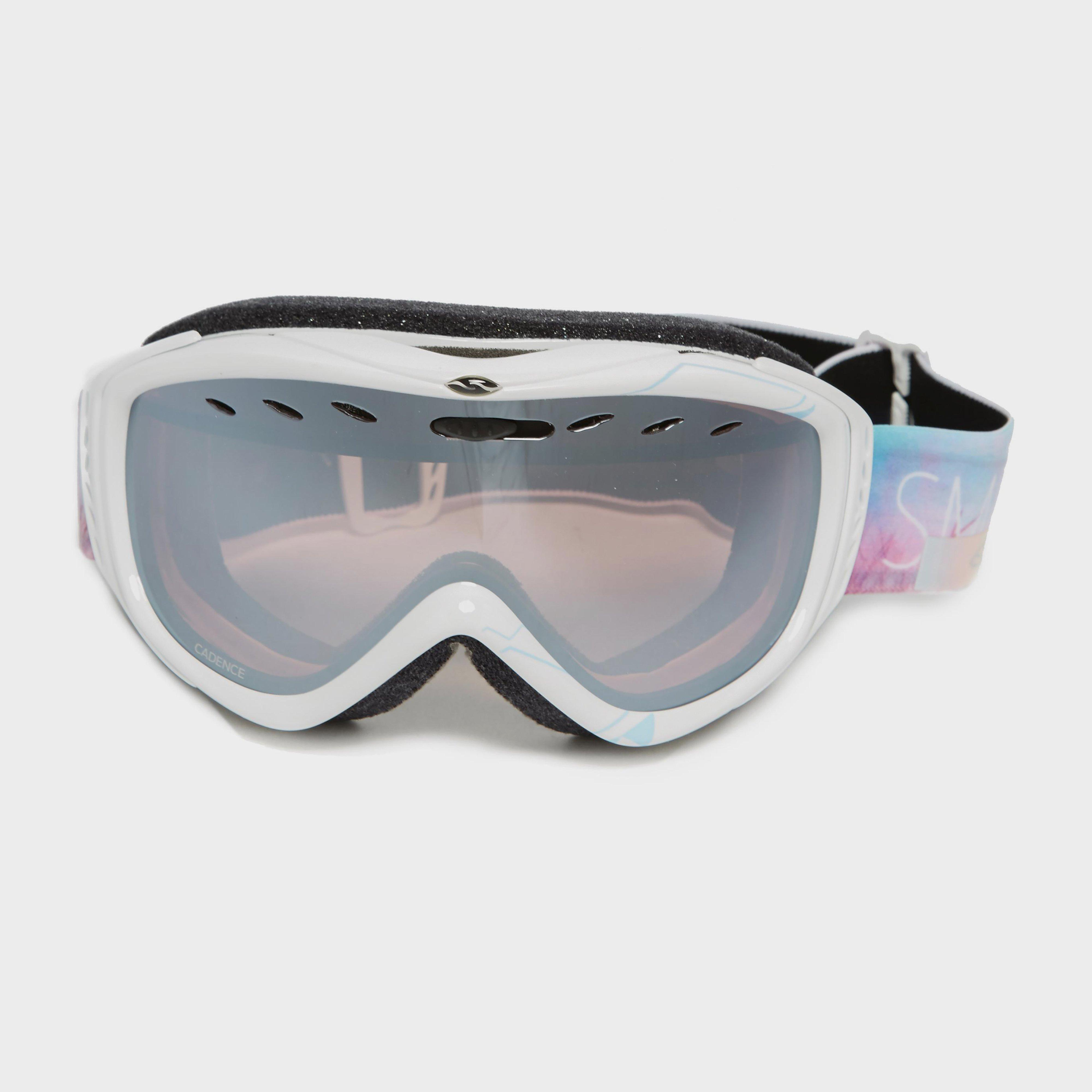 Smith Optics Cadence Snow Goggles, White