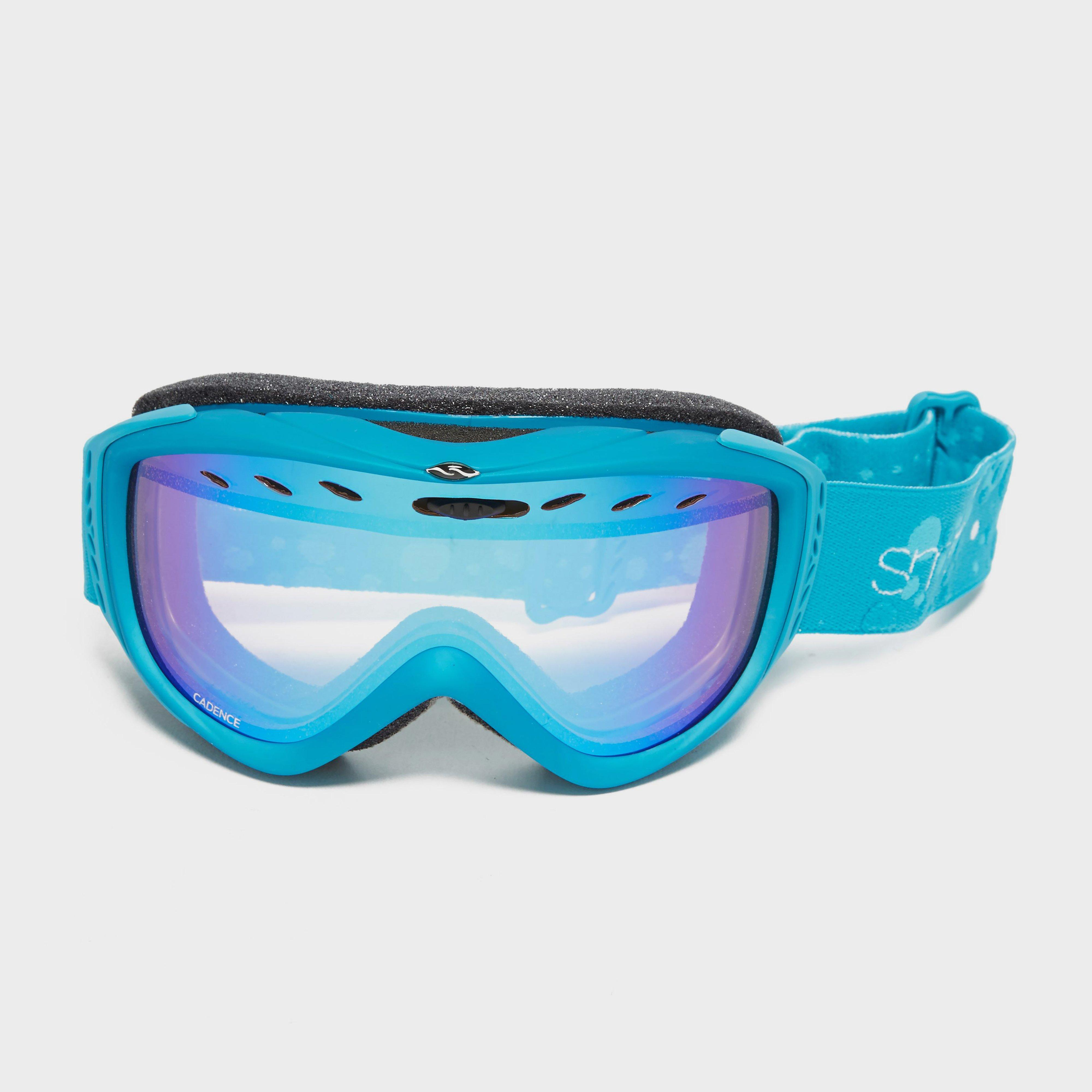Smith Optics Cadence Snow Goggles, Blue