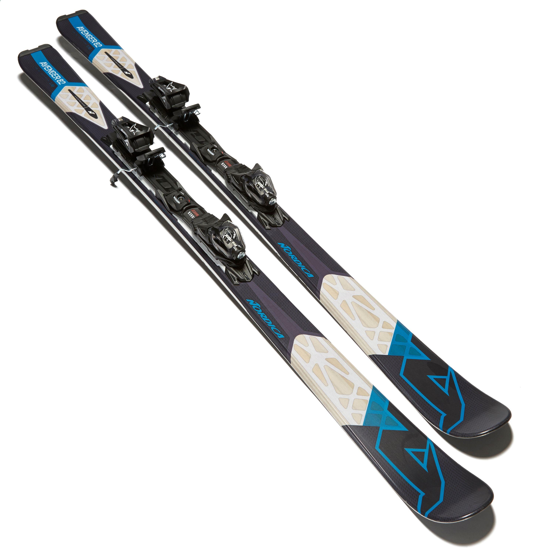 NORDICA Avenger 82 Skis with PR Evo Bindings