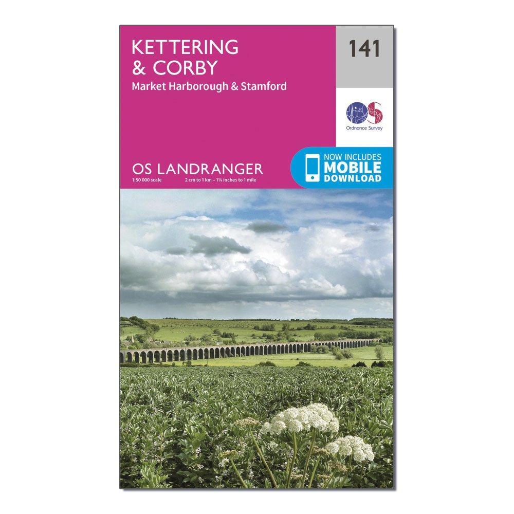 Ordnance Survey Landranger 170 Vale Of Glamorgan  RhonddaandPorthcawl Map With Digital Version - Pink/d  Pink/d