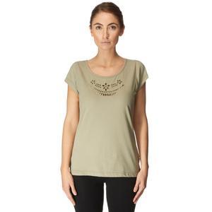 ONE EARTH Women's Cut-Out T-Shirt