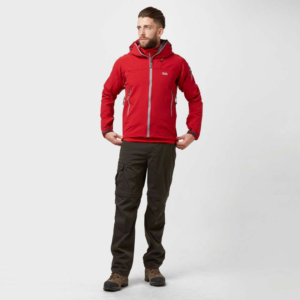 Men's exodus jacket -  Rab Men S Exodus Softshell Jacket