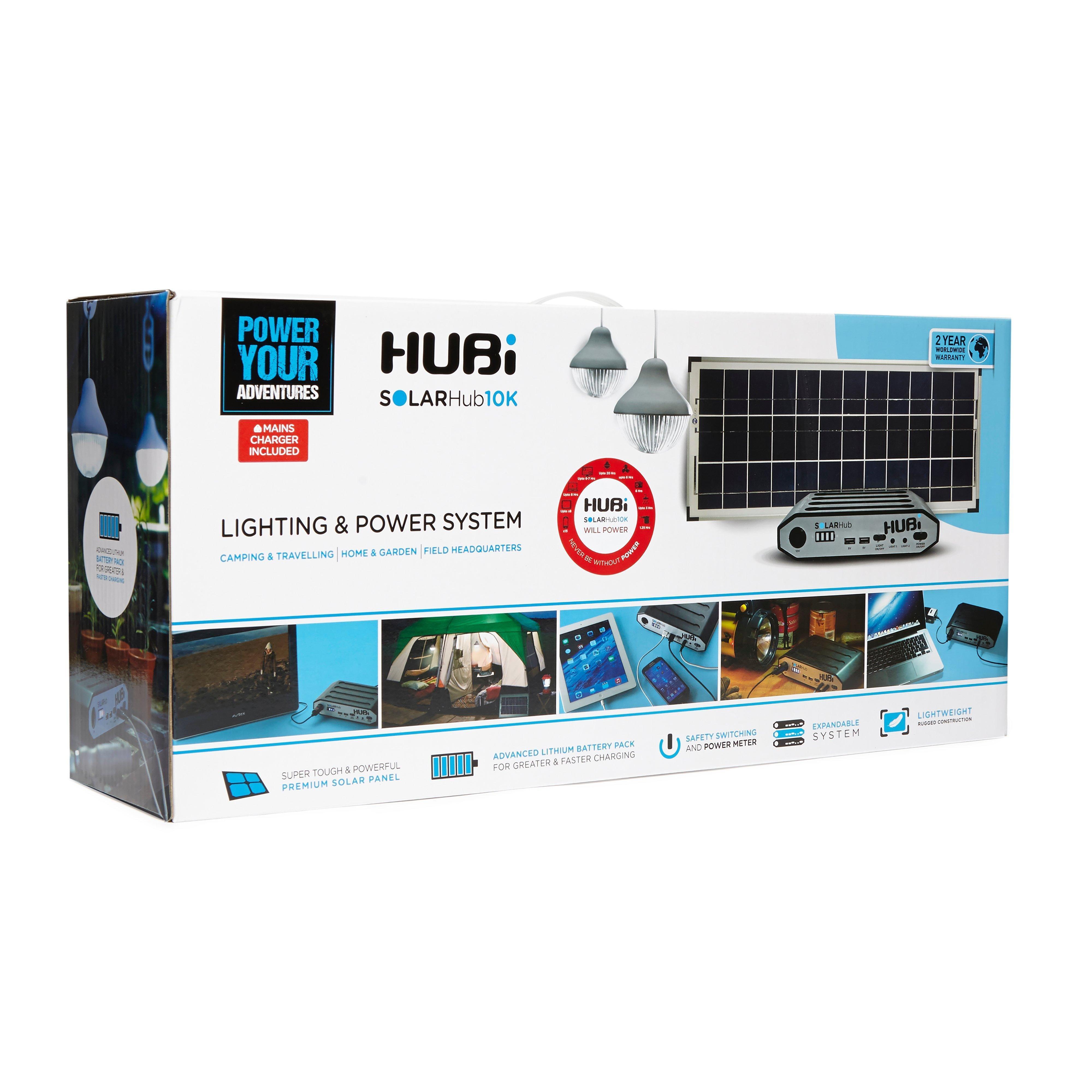 Freeloader HUBi 10K Power System - White, White