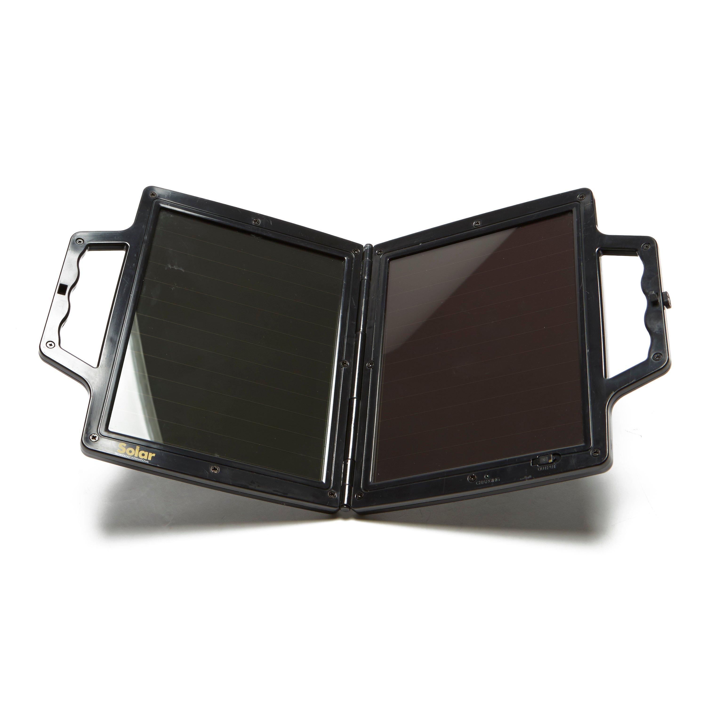 Freeloader Fold Up Solar Panel 4W - Black, Black