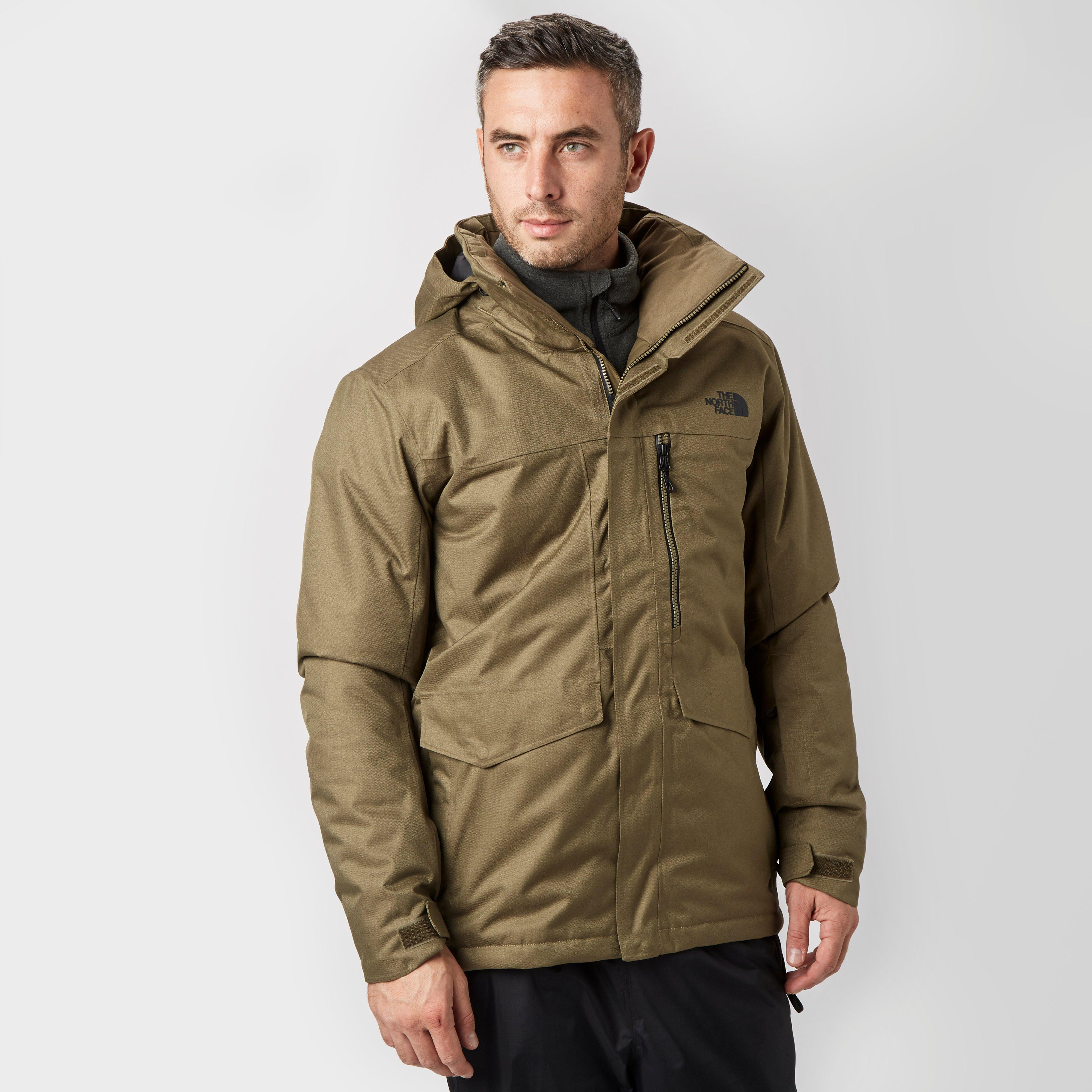 The North Face Mens Gatekeeper Jacket Khaki