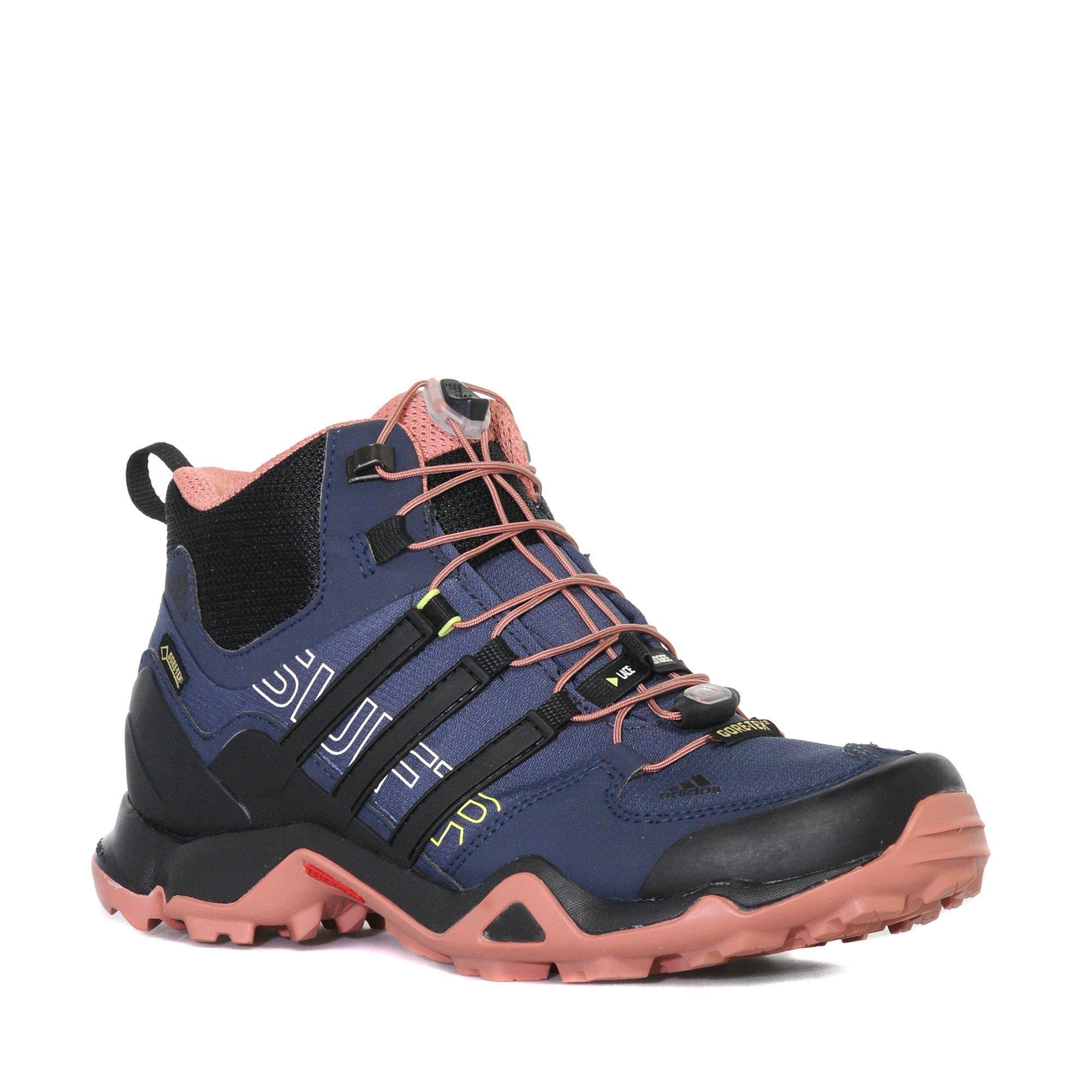 Adidas Womens Terrex Swift R GORETEX Mid Boot Grey