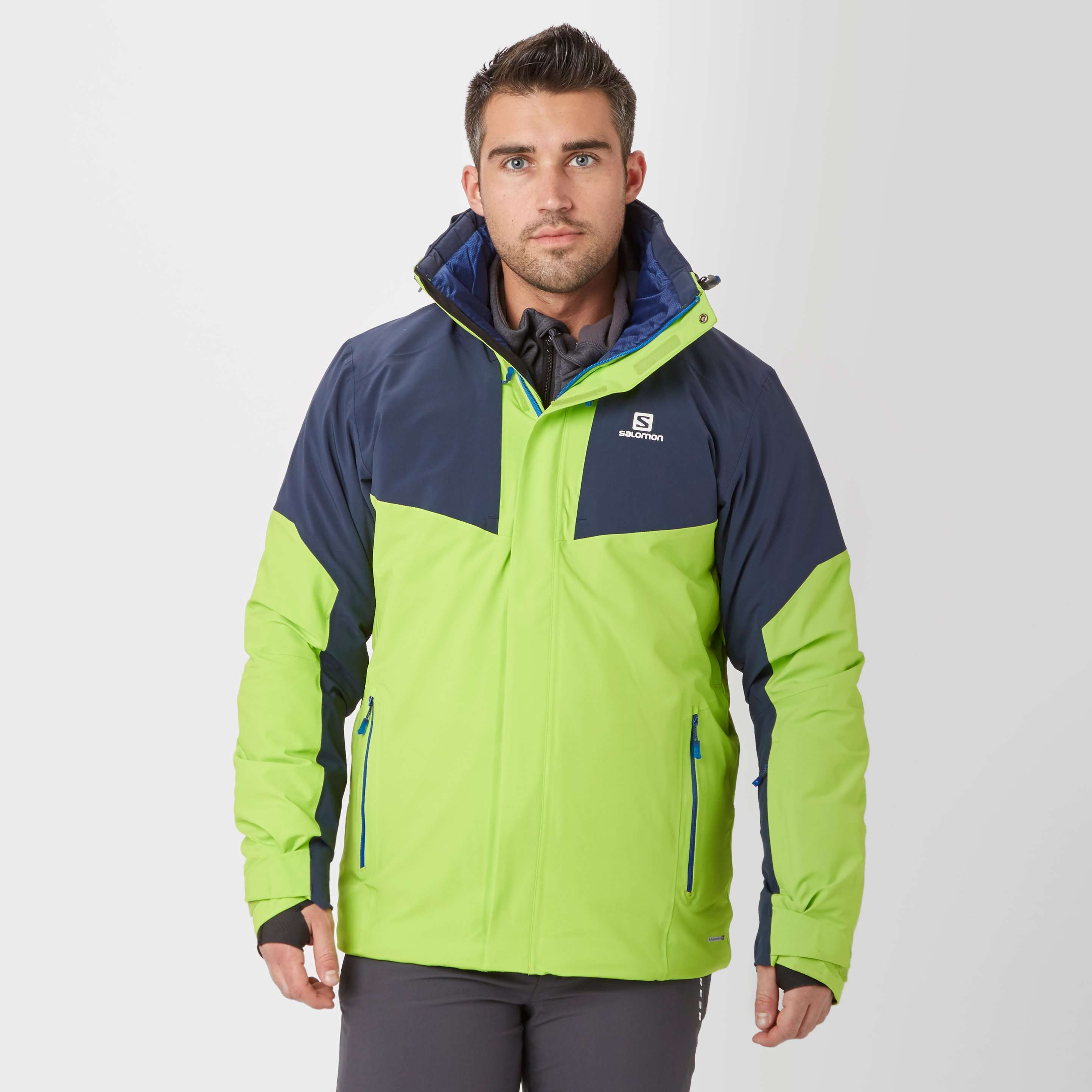 SALOMON Men's Icerocket Ski Jacket
