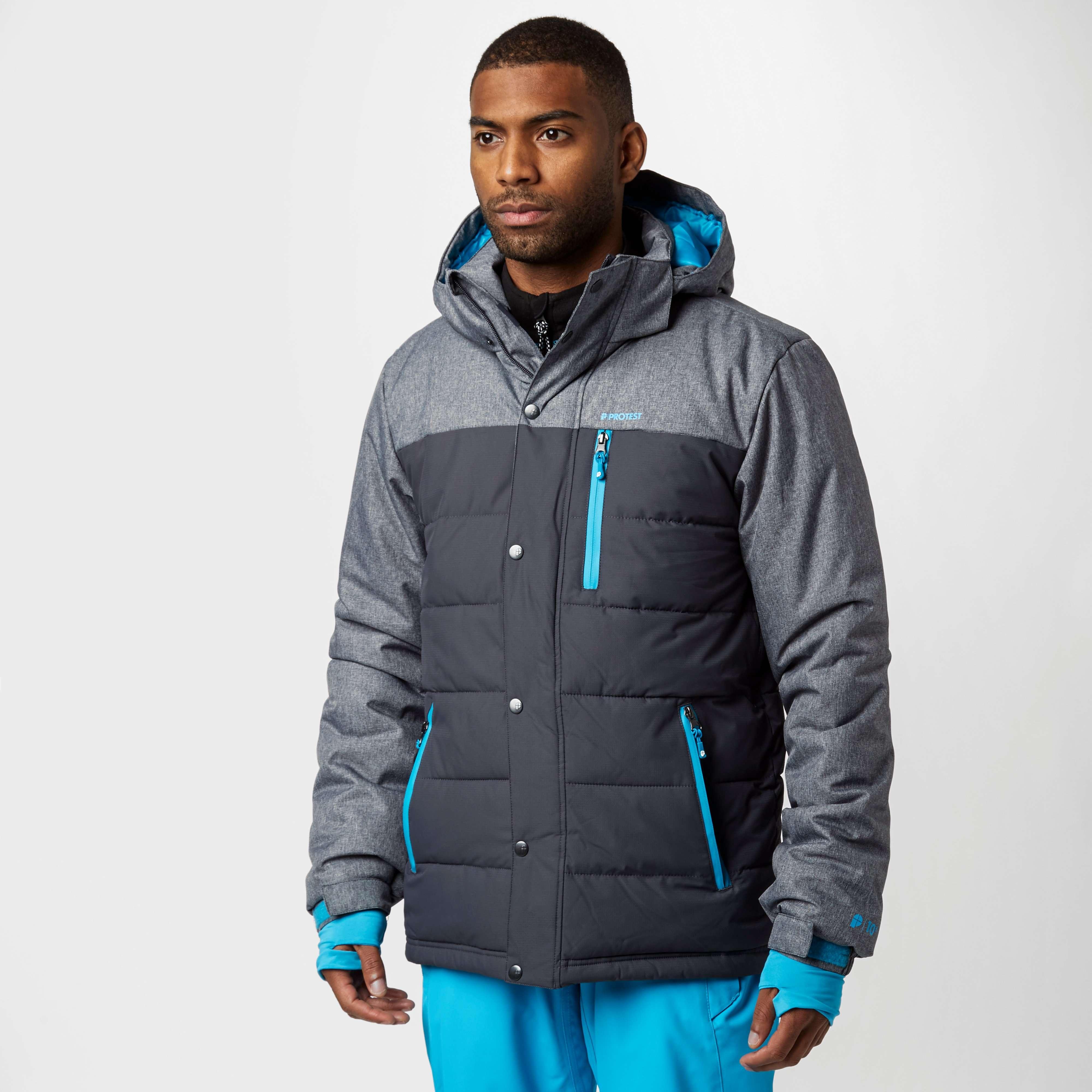 PROTEST Men's Finest Snow Jacket