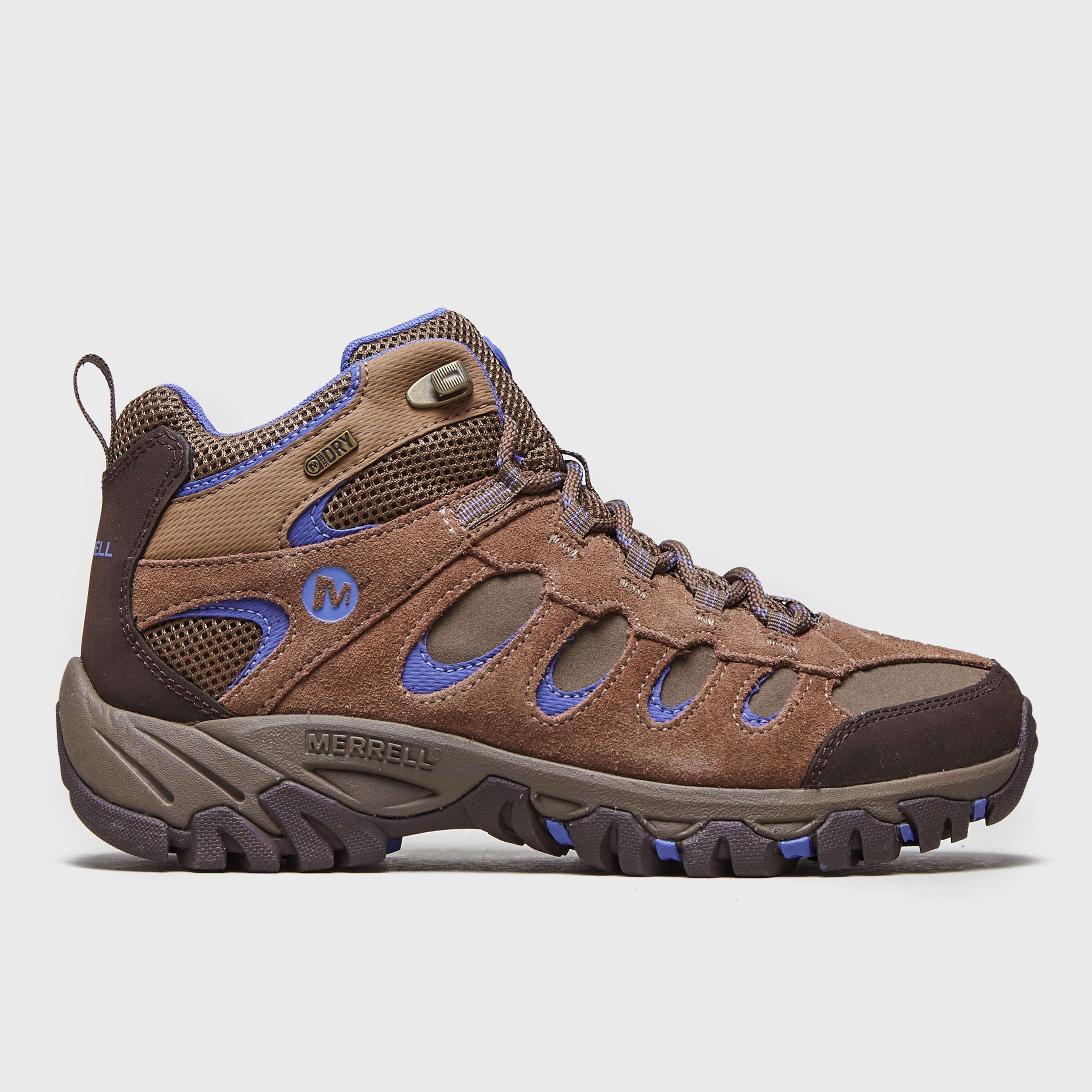 MERRELL Women's Ridgepass Mid Waterproof Shoes