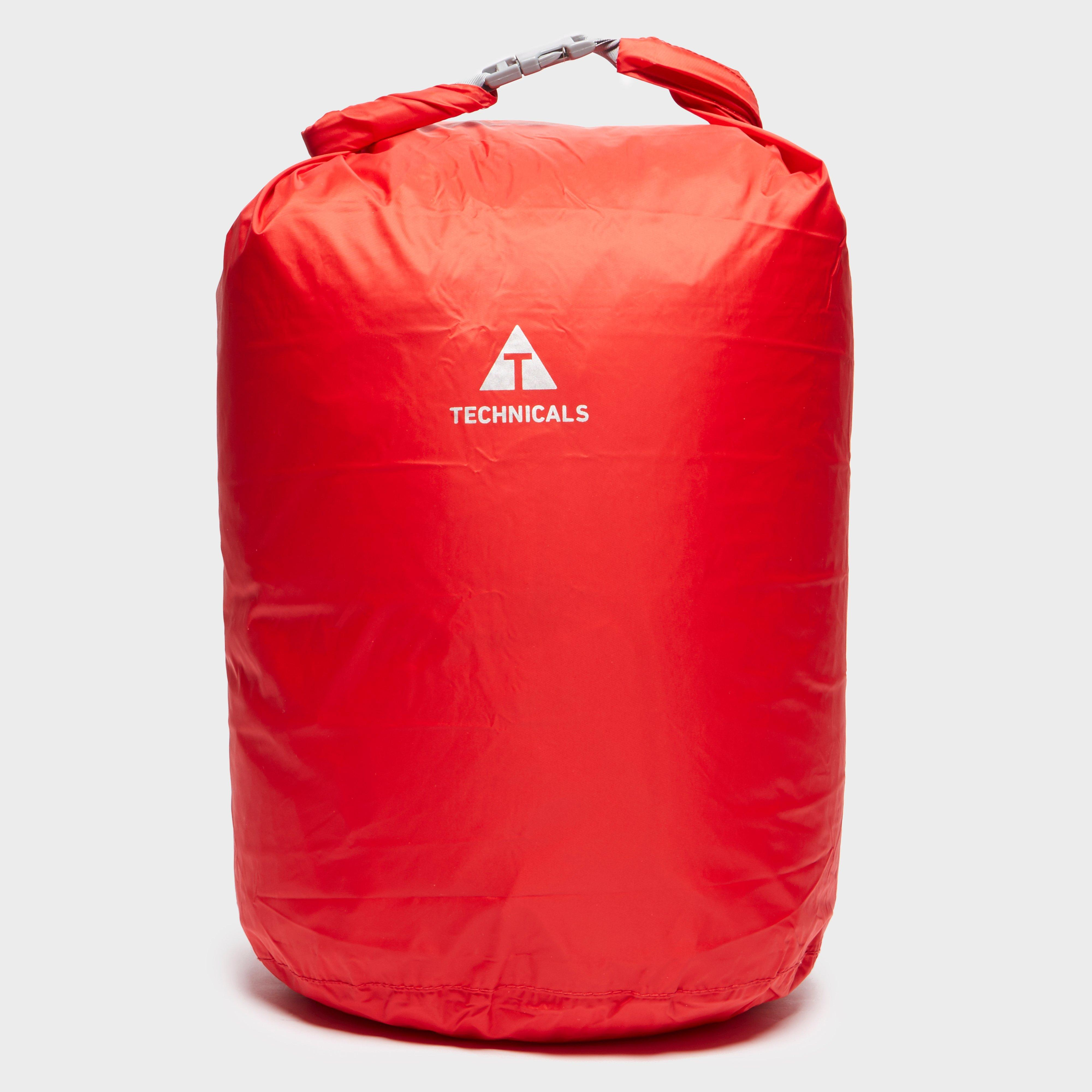 Technicals Dry Bag 30L, Red