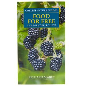 COLLINS Food For Free: The Foragers Guide