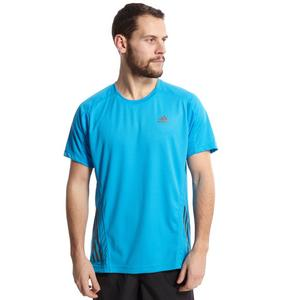 adidas Men's SuperNova Short Sleeve Tee