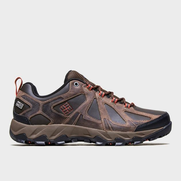 Men's Peakfreak XCRSN II Low Leather OutDry™ Trail Shoe