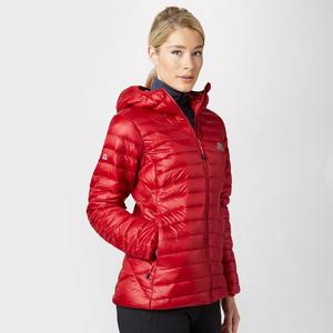 MOUNTAIN EQUIPMENT Women's Arete Hooded Insulated Jacket