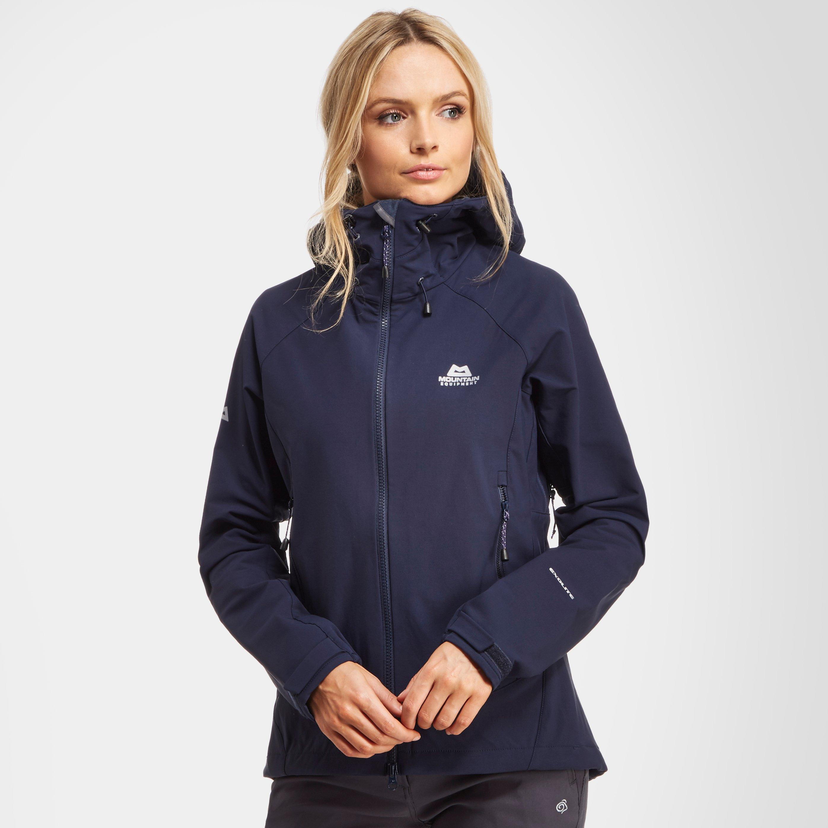 Mountain Equipment Womens Mission Jacket Blue