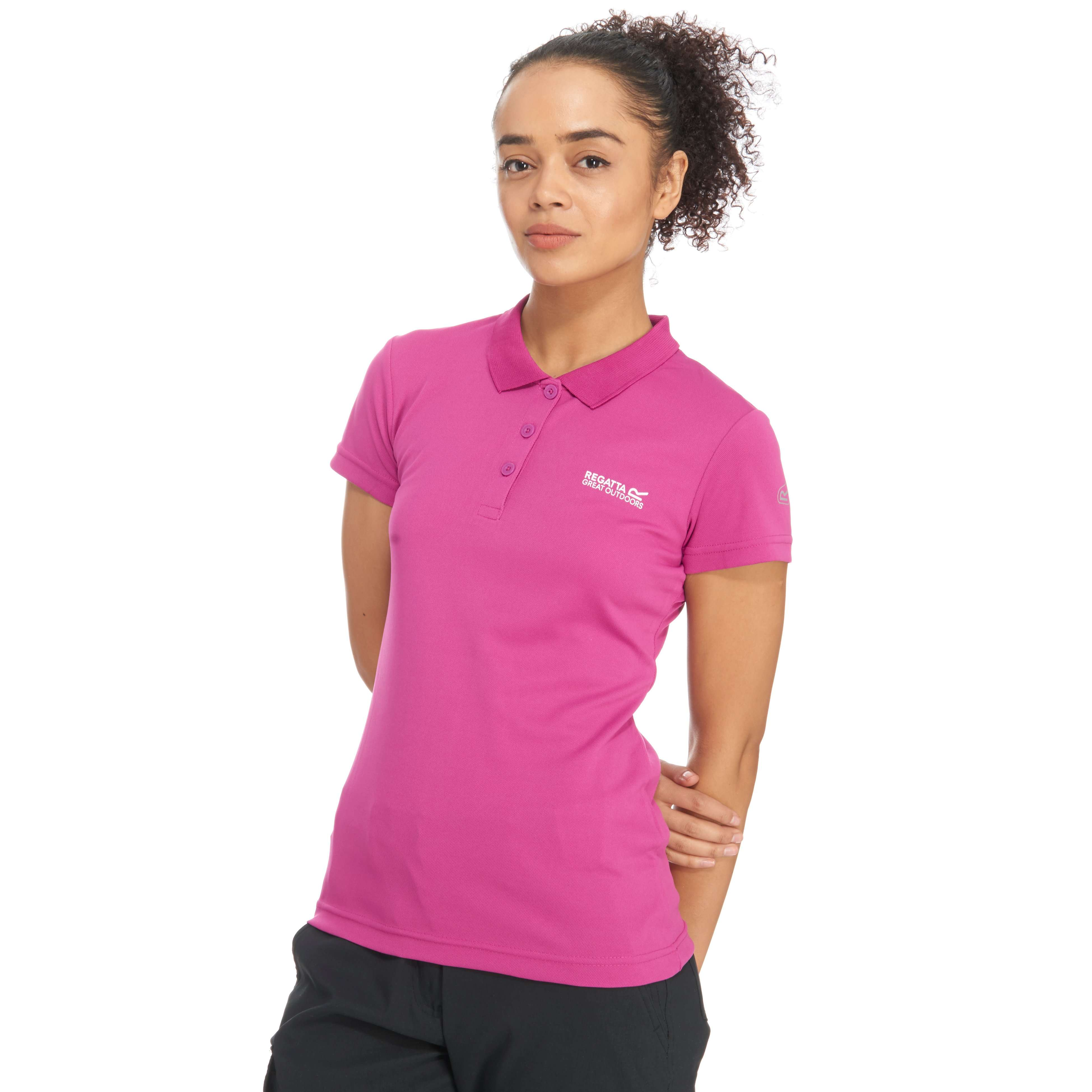 REGATTA Women's Maverik III Polo Shirt