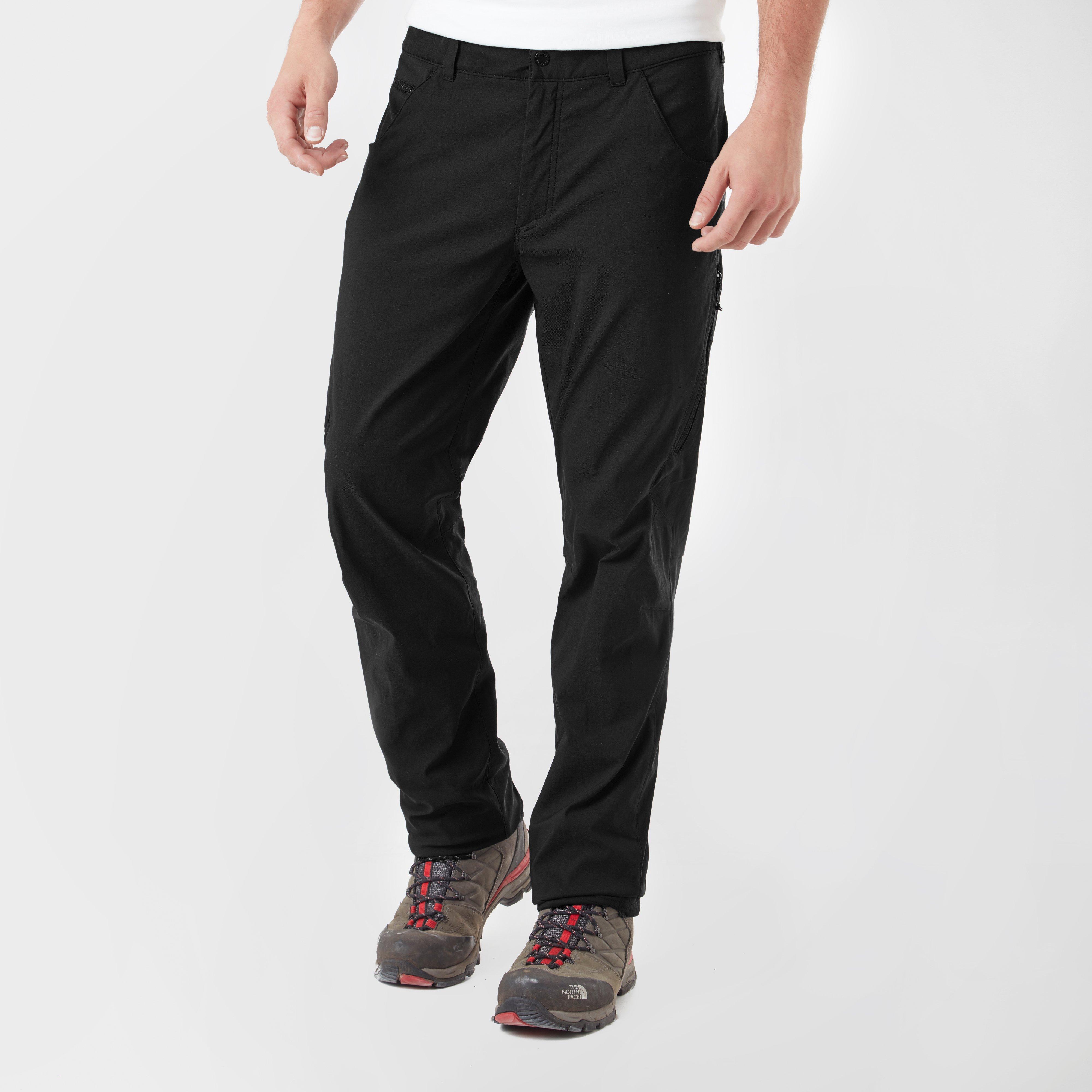 Berghaus Mens Ortler Pants - Black  Black