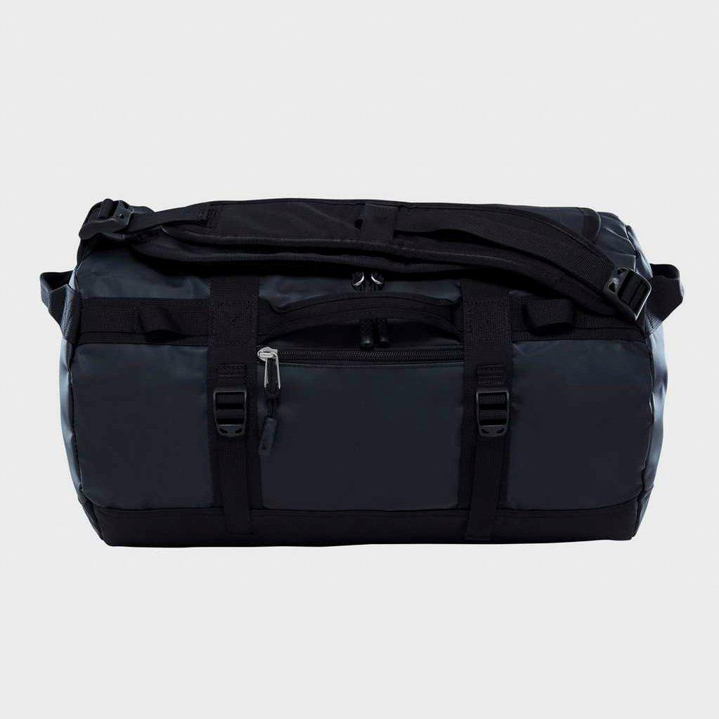 The North Face Base Camp Duffel Bag (Extra Small), Black