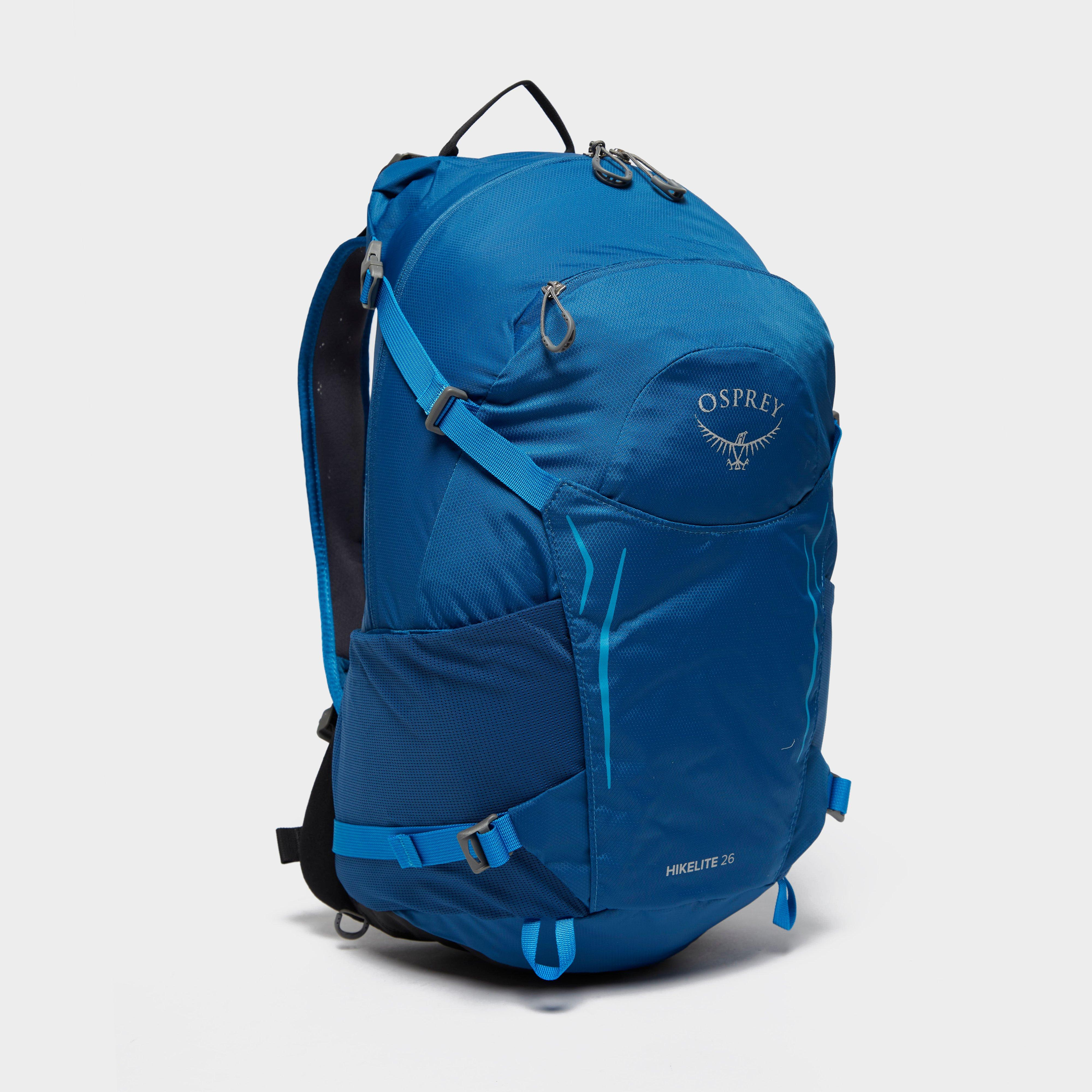 Osprey Hikelite 26 Daypack - Blue, Blue