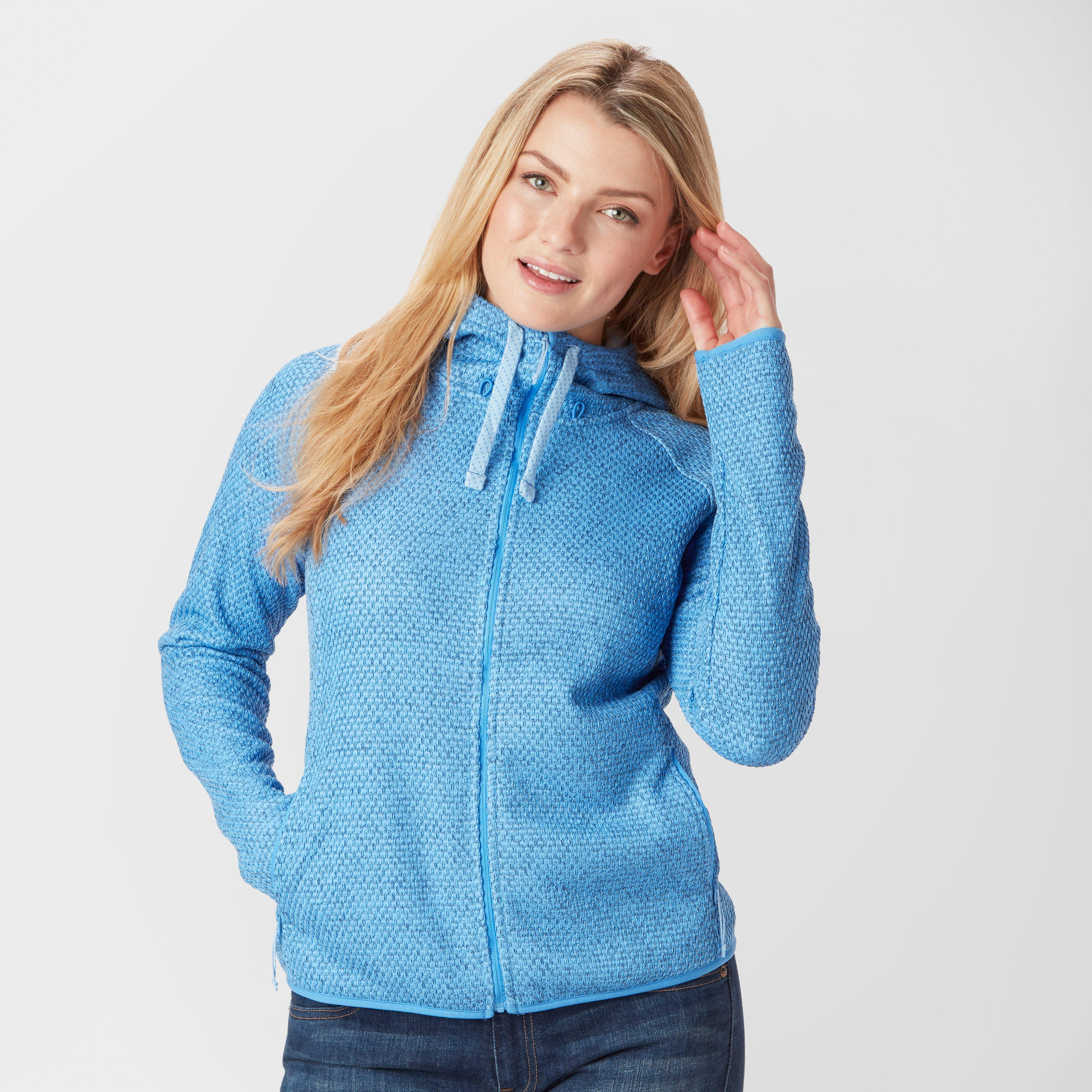 Columbia Women's Pacific Point Hoodie, Blue