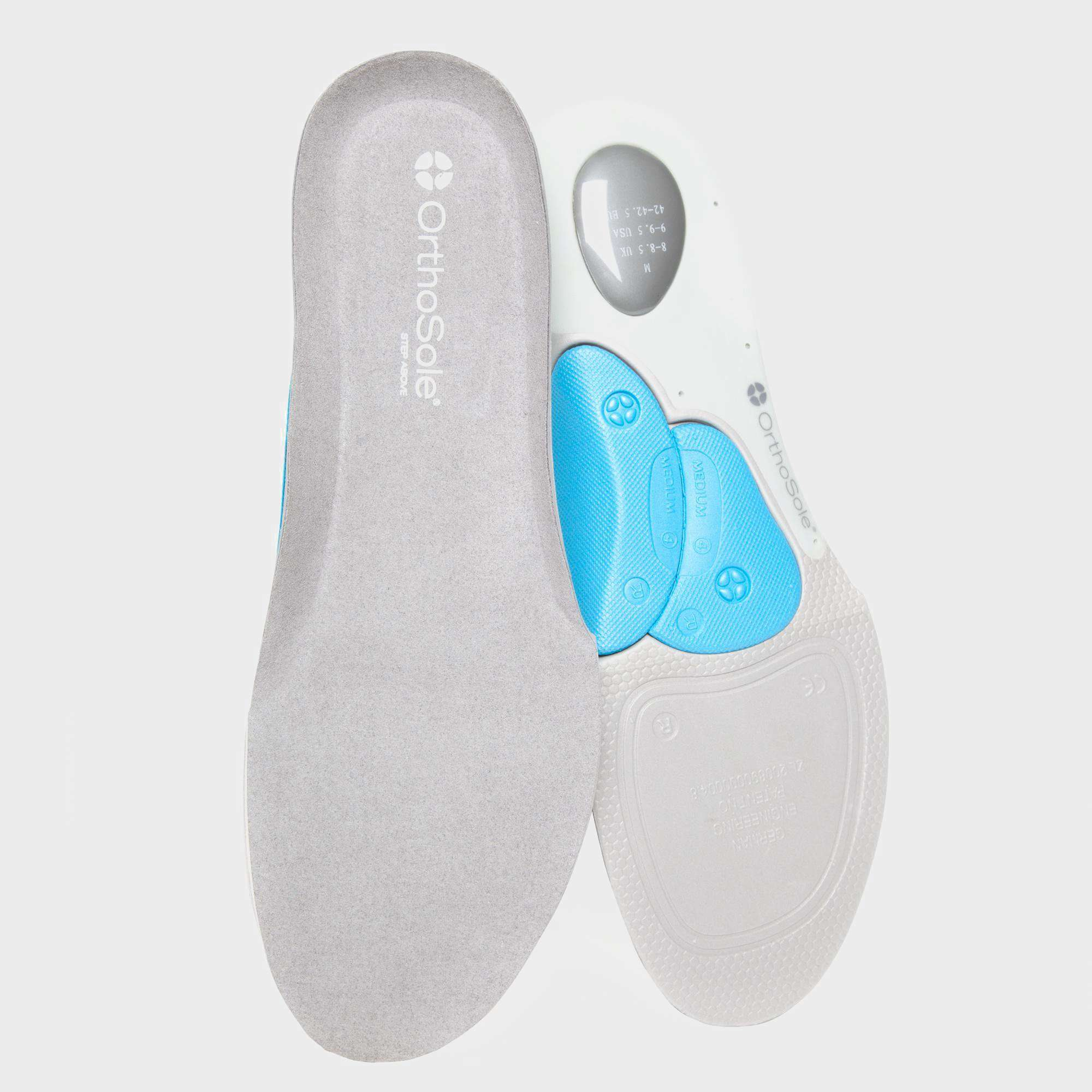 ORTHOSOLE Men's Max Cushion Insoles