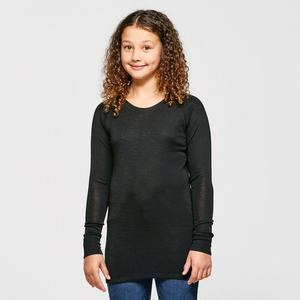 PETER STORM Kids' Unisex Merino Crew Baselayer